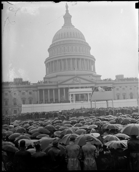 fdr 1937 inaugruation