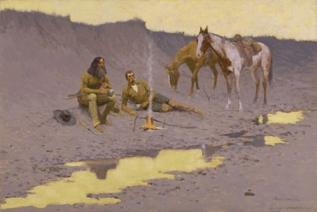 A New Year on the Cimarron (1903)