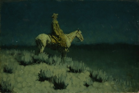 The Night Herder (c. 1908)