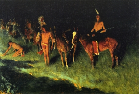 The Grass Fire (1908)